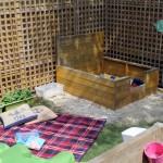 Jack and Jill Nursery Corfe Mullen sandpit