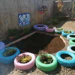 Jack and Jill Nursery Corfe Mullen garden flowerbed