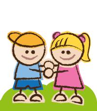 Jack and Jill Nursery Logo