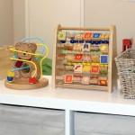 Jack and Jill Nursery Corfe Mullen wooden toys